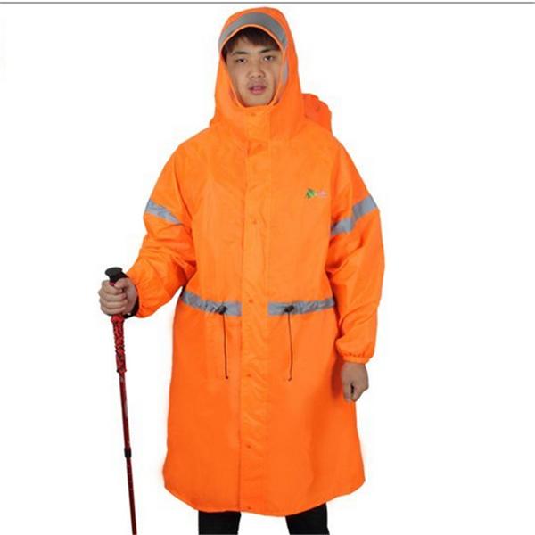 户外登山雨衣