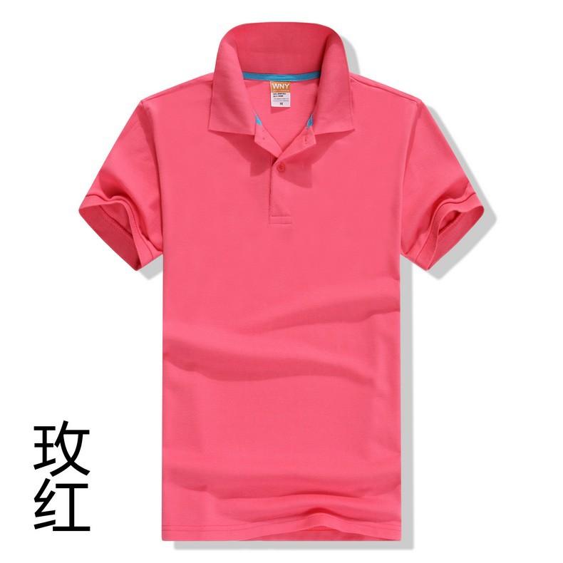 纯色款POLO衫