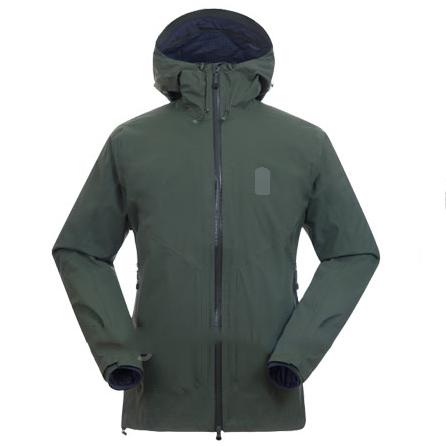 男款户外运动防风保暖冲锋衣订制订做
