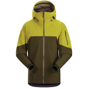 男款全缝压胶防风滑雪冲锋衣定做